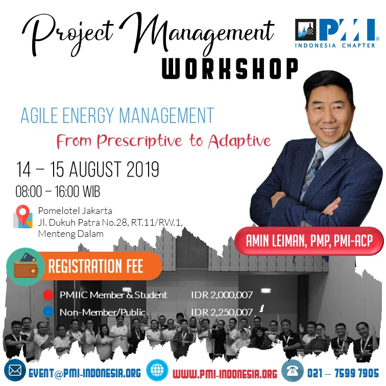 PMW Agile Energy Management